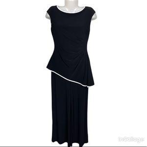 NWT Ralph Lauren Jersey Asymmetrical Top Jumpsuit